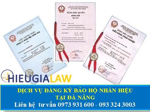 Dịch vụ đăng ký bảo hộ nhãn hiệu tại Đà Nẵng