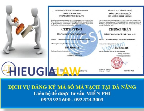 Dịch vụ đăng ký mã số mã vạch tại Đà Nẵng