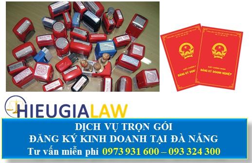 Dịch vụ đăng ký kinh doanh trọn gói tại Đà Nẵng