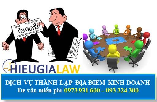 Thủ tục thành lập địa điểm kinh doanh tại Bắc Ninh