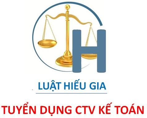 luật hiếu gia tuyển dụng