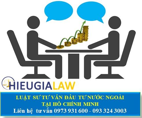Luật sư tư vấn đầu tư nước ngoài tại Hồ Chí Minh