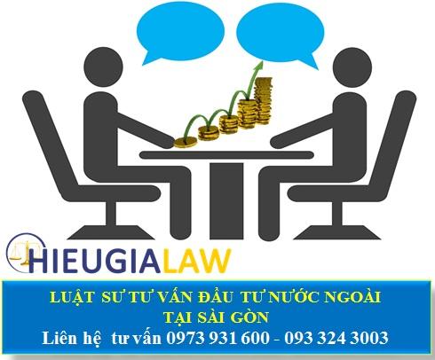 Luật sư tư vấn đầu tư nước ngoài tại Sài Gòn