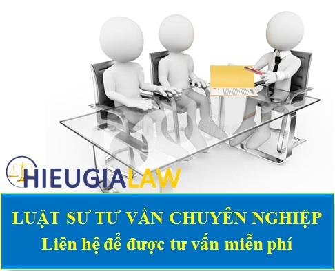 Thuê luật sư tại Vĩnh Phúc