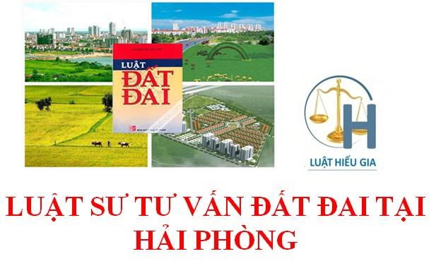 Thuê luật sư tư vấn đất đai tại Hải Phòng