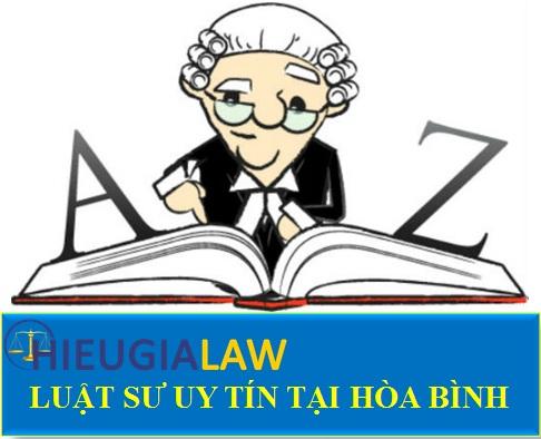 Luật sư uy tín tại Hòa Bình