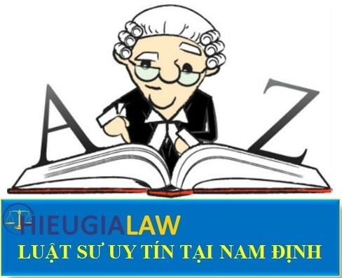 Luật sư uy tín tại Nam Định