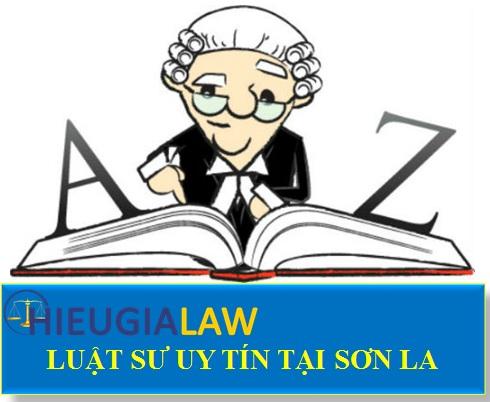 Luật sư uy tín tại Sơn La