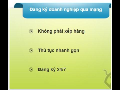 Thủ tục đăng ký kinh doanh tại Đà Nẵng