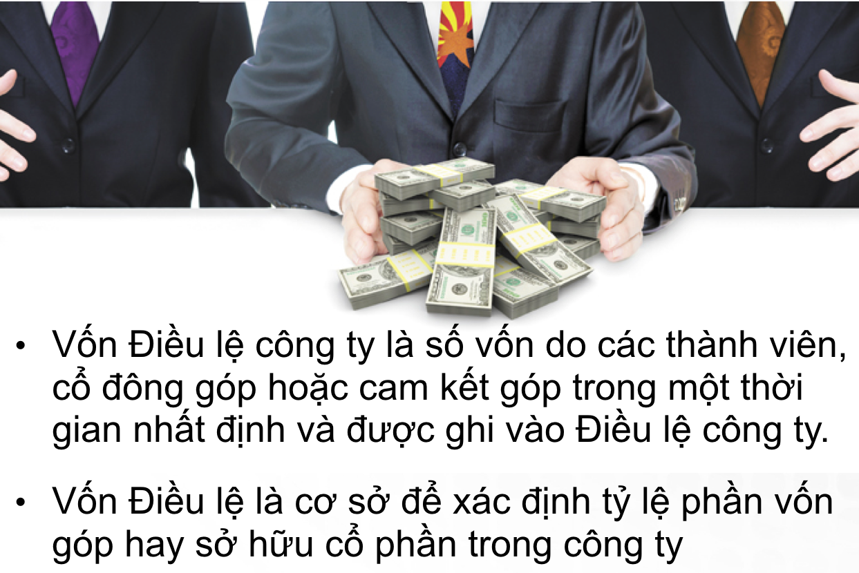 Vốn điều lệ Khi Thành Lập Công Ty Tại Bắc Ninh