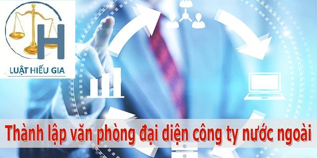 Dịch vụ thành lập văn phòng đại diện công ty nước ngoài tại Hà Nội