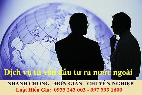 Dịch vụ tư vấn đầu tư sang Trung Quốc