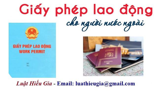 Dịch vụ xin cấp Giấy phép lao động cho người nước ngoài tại Hưng Yên