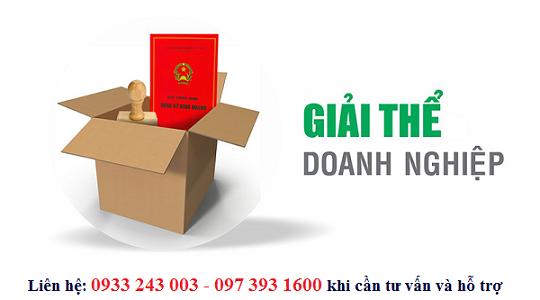 Giải thể công ty nước ngoài tại Việt Nam
