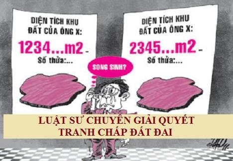 Luật sư chuyên giải quyết tranh chấp đất đai tại Hà Nội