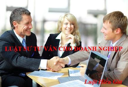 Luật sư tư vấn cho doanh nghiệp