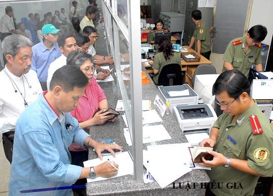 Làm thẻ tạm trú cho người nước ngoài tại Quảng Ninh