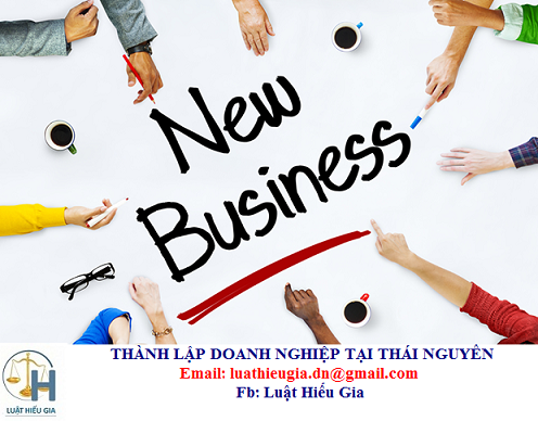 Thành lập doanh nghiệp tại Thái Nguyên
