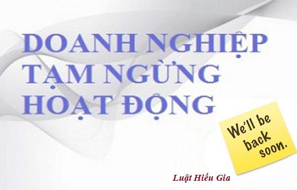 Thông báo tạm ngừng hoạt động tại Hà Nội