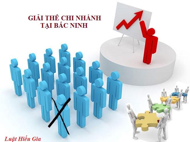 Thủ tục giải thể chi nhánh tại Bắc Ninh