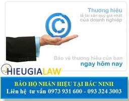 Bảo Hộ Nhãn Hiệu Tại Bắc Ninh