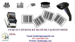 Cơ quan cấp đăng ký mã số mã vạch sản phẩm