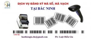 Đăng ký mã số mã vạch tại Bắc Ninh