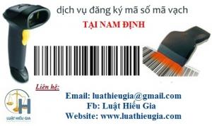 Đăng ký mã số mã vạch tại Nam Định
