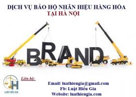 Dịch vụ bảo hộ nhãn hiệu tại Hà Nội