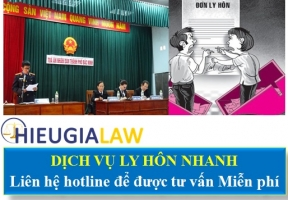 Dịch Vụ Ly Hôn Nhanh