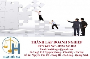 Dịch vụ thành lập công ty tại Quảng Ninh