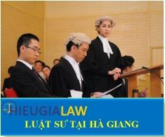Luật Sư Tại Hà Giang