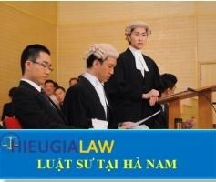 Luật Sư Tại Hà Nam