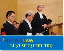Luật Sư Tại Phú Thọ