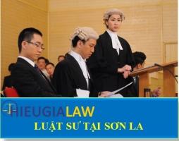 Luật Sư Tại Sơn La