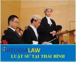Luật Sư Tại Thái Bình