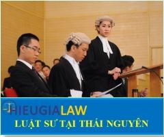 Luật Sư Tại Thái Nguyên