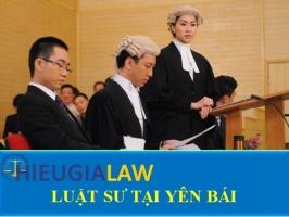 Luật Sư Tại Yên Bái