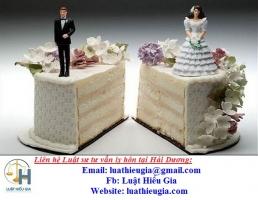 Luật sư tư vấn ly hôn tại Hải Dương