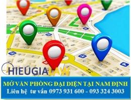 Mở Văn Phòng Đại Diện Tại Nam Định