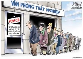Thủ tục hưởng trợ cấp thất nghiệp