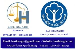 Thủ tục tham gia BHXH lần đầu