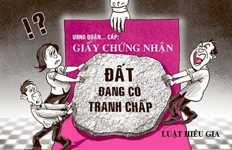 Thuê luật sư giải quyết tranh chấp đất đai tại Quảng Ninh