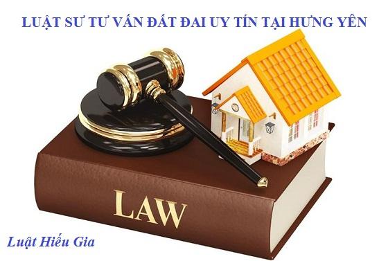 Luật sư tư vấn đất đai tại Hưng Yên