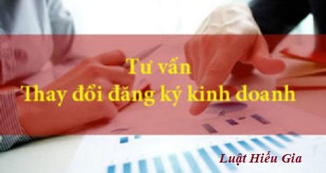 Tư vấn thay đổi đăng ký doanh nghiệp tại Bắc Ninh